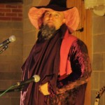 The Purple And Slightly Pink Wizard (photography Mike Green, crop Ash Mandrake)