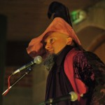 The Purple And Slightly Pink Wizard (photography Mike Green)